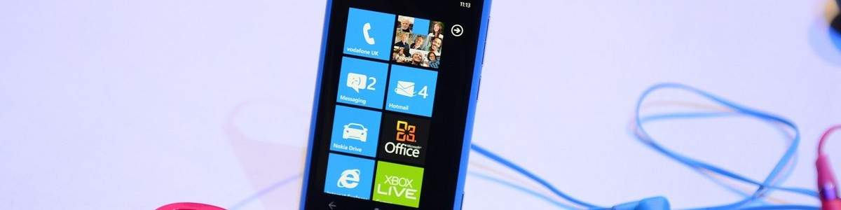 Nokia Lumia 800 & 710, Windows Phones Announced