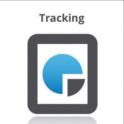 Tracking – Keep tracking and analytics simple and realtime